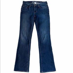 Eddie Bauer Truly Straight Bootcut Jeans